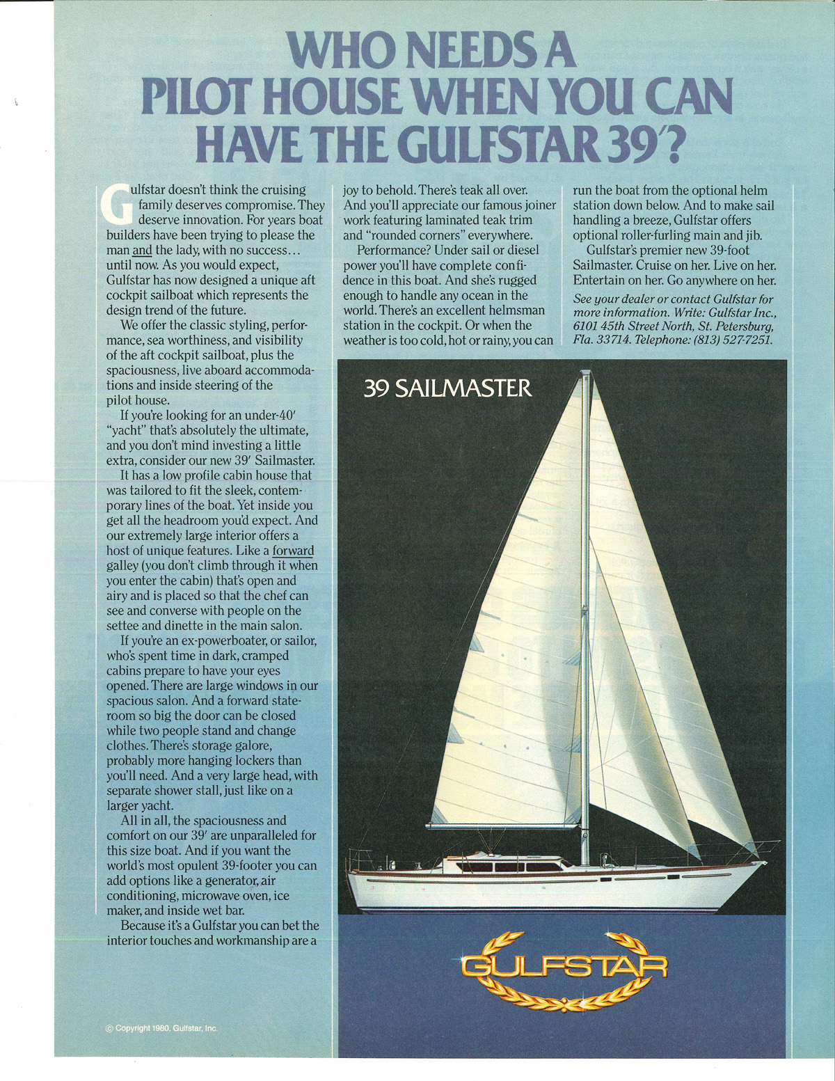 Gulfstar39Ad 1980 boat model gulfstar sailboats  at cos-gaming.co