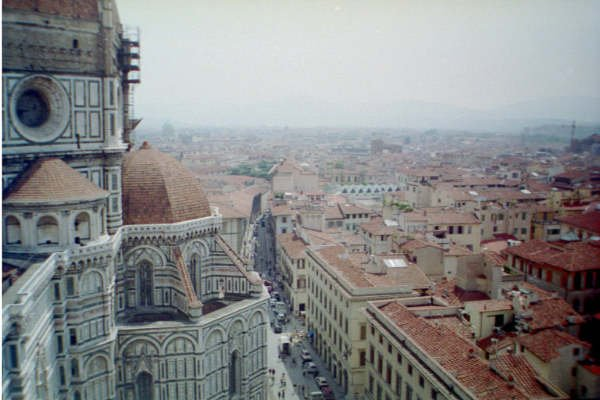 Florence -roofs