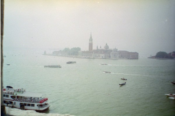 Venice - View From Doges Palace