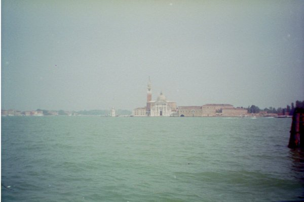 Venice - View To Some Island