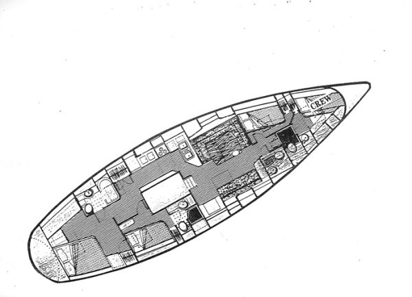 gulfstar 60 i layout bamboo gulfstar 44 wiring schematic gulfstar 50 specs \u2022 wiring diagrams  at mr168.co